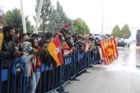 Galatasaray, Hatay'a Geldi