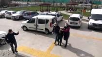 GÜNCELLEME - Tekirdağ'da Atatürk Büstlerine Uygunsuz Yazı Yazdığı İddiasıyla Yakalanan Zanlı Tutuklandı