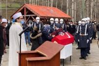 Kazada Hayatını Kaybeden Astsubay Karaman'da Toprağa Verildi