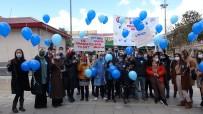 Muş'ta '2 Nisan Dünya Otizm Farkındalık Günü' Kutlandı