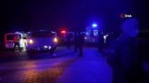 Polisin 'Dur' İhtarına Uymadı Tarlaya Uçtu