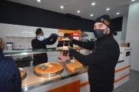 Sarıkamış'ta Modern Börekçi Hizmete Girdi