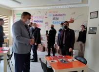 Tomarza'da Kütüphane Haftası Etkinliği Düzenlendi