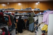 Varto'da İhtiyaç Sahibi 4 Bin Kişiye Giyim Yardımı