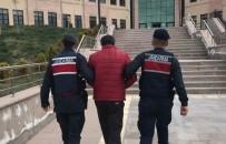 14 Yıl Hapis Cezası İle Aranan Firari Peribacaları İçerisinde Yakalandı