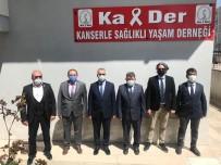 AK Parti İl Başkanı Ahlatcı STK'larla Buluştu
