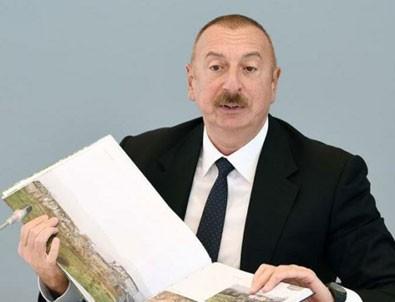 Aliyev'den 'İskender M' çıkışı!