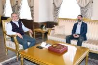 ASBİD Başkanı Dinler, Belediye Başkanı Savran'ı Ziyaret Etti
