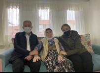 Asırlık Fatma Nineye Duygulandıran Ziyaret