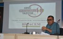 ÇGD'den BİGACEM Başkanı Aygül'e 'Yerel Medya' Ödülü