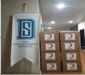 Cizre'de İhtiyaç Sahibi Ailelere Gıda Yardımı