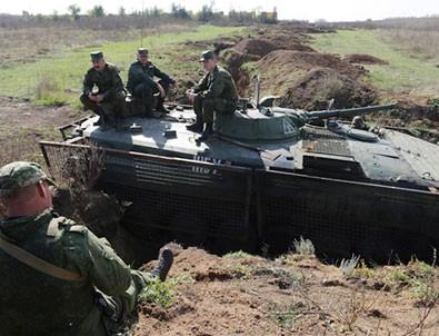 Donbass krizinde yeni perde!