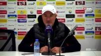 Ersan Parlatan Açıklaması 'Biz Bu Maçı Kazanmayı Beceremedik'