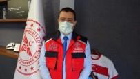 İl Sağlık Müdürü Usta Açıklaması 'Hastanelerde Doluluk Oranı Konusunda Sınırlara Doğru Gidiyoruz'