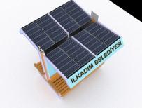 İlkadım'dan 'Güneş Enerjili Şarjbank' Projesi