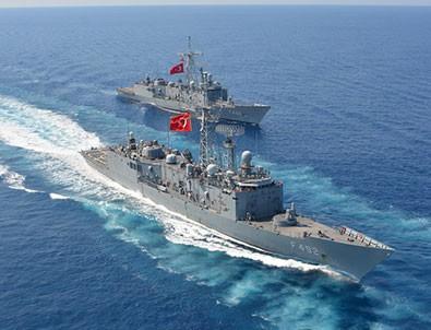 İsrail üniversitesi açıkladı: Doğu Akdeniz'in en güçlüsü Türk donanması!