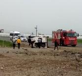Kahramanmaraş'ta Trafik Kazası Açıklaması 5 Yaralı