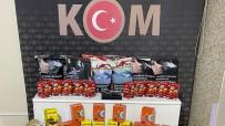 Kırıkkale'de Kaçak Tütün Operasyonu Açıklaması 3 Gözaltı