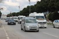 Manisa Trafiğine Bir Yılda 20 Binden Fazla Araç Katıldı