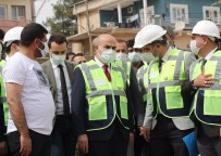 Mardin Valisi Demirtaş, İçme Suyu Ve Altyapı Çalışmalarını Yerinde İnceledi