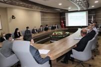 Siirt'te Toplum Ruh Sağlığı Merkezi Koordinasyon Kurulu Toplantısı Gerçekleştirildi