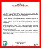 Sinop'ta Kur'an Kurslarına Yüz Yüze Eğitim Kısıtlaması