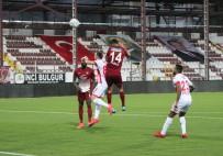 Süper Lig Açıklaması A. Hatayspor Açıklaması 1 - Antalyaspor Açıklaması 0 (İlk Yarı)