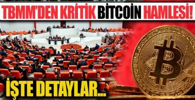 TBMM'den kritik 'Bitcoin' hamlesi! Detaylar ortaya çıktı