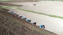 Türkiye'nin 3. Büyük Ovasında Çiftçiler Ekime Başladı