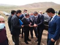 Vali Işık, Ağızboğaz Köyünde İncelemelerde Bulundu