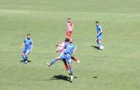3. Lig Açıklaması Karaman Belediyespor Açıklaması 1 - Nazilli Belediyespor Açıklaması 2