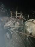 At Arabasındaki 13 Sıva İskelesi Ayağına Polis El Koydu