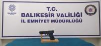 Balıkesir'de Huzur Operasyonları Açıklaması 16 Kişiye Gözaltı