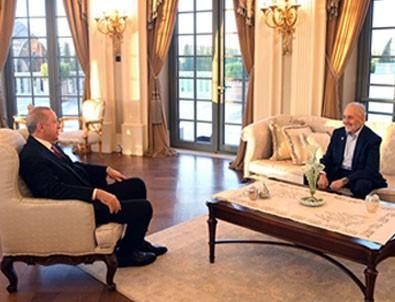 Başkan Erdoğan'dan sürpriz görüşme! İftarda bir araya geldiler!