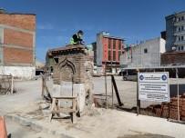 Çorum'daki Tarihi Sokak Çeşmeler Restore Ediliyor
