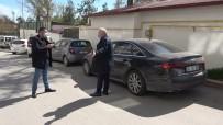 Covid-19 Testi Pozitif Olan Avukat Bürosunda Çalışırken Yakalandı