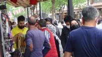 Diyarbakır'da Korona Virüs Tedbirleri Hiçe Sayıldı