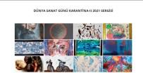 EBYÜ'de 'Karantina II' Adlı Online Resim Sergisi Düzenlendi