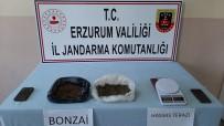 Erzurum'da Uyuşturucu Operasyonu Açıklaması 3 Tutuklama