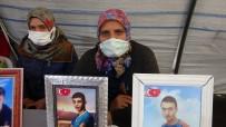 Evlat Nöbetindeki Acılı Anne Açıklaması 'Benim Oğlum Nereden Biliyor Suriye'ye Gitmeyi'