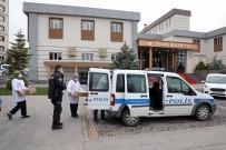 Görev Başındaki Polislerin İftar Yemeği Talas Belediyesi'nden