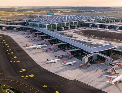 İngiltere'nin tacını İstanbul Havalimanı alabilir!