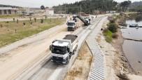 Küçükköy Kavşağı Araç Ve Yaya Trafiği İçin Güvenli Hale Getirildi
