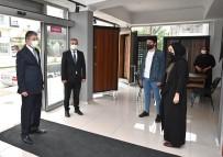 Osmaniye'de Korona Virüs Denetimleri Devam Ediyor