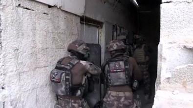 Şanlıurfa'da Eş Zamanlı Dev Operasyonlarda 43 Gözaltı