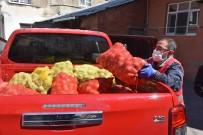 Sinop'ta İhtiyaç Sahiplerine Patates-Soğan Dağıtılıyor