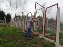 Sinop'ta Meslek Lisesinden Engelliler İçin Salıncak