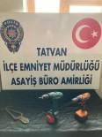 Tatvan'da Hırsızlık Şüphelileri Yakalandı