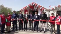 Türk Kızılay Genel Başkanı Kerem Kınık, Mardin'de Kan Bağış Merkezinin Açılışını Yaptı Açıklaması