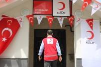 Türk Kızılayı, Diyarbakır'da 10 Bin Kişiye Sıcak Yemek Sunmak İçin Aşevi Kurdu